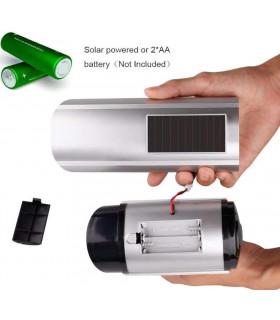 Фалшива камера със соларен панел - 6