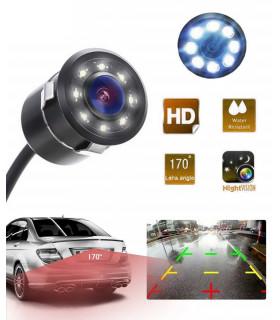 Камера за задно виждане за автомобил с 8 диода - 2
