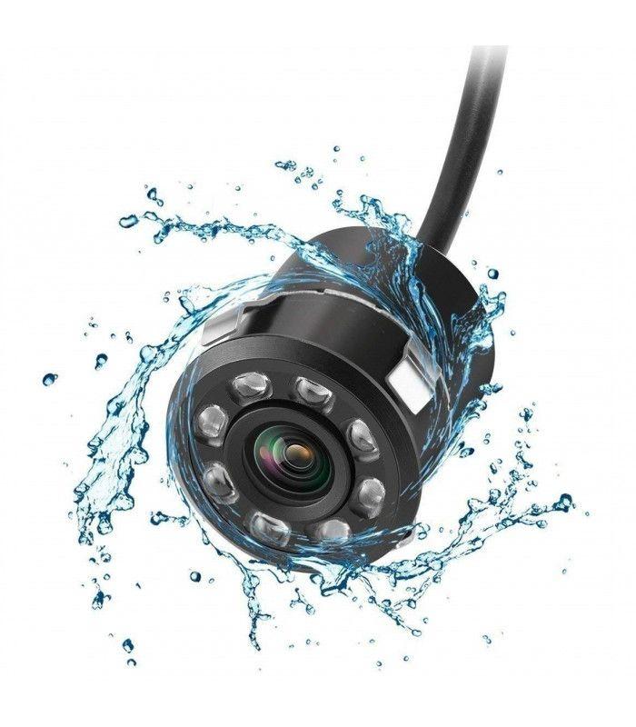 Камера за задно виждане за автомобил с 8 диода - 4