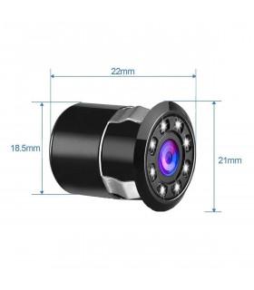 Камера за задно виждане за автомобил с 8 диода - 5