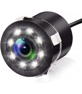 Камера за задно виждане за автомобил с 8 диода - 11