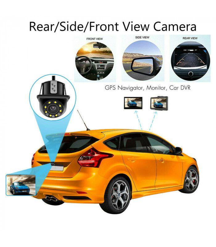 Камера за задно виждане за хоризонтален монтаж - 3