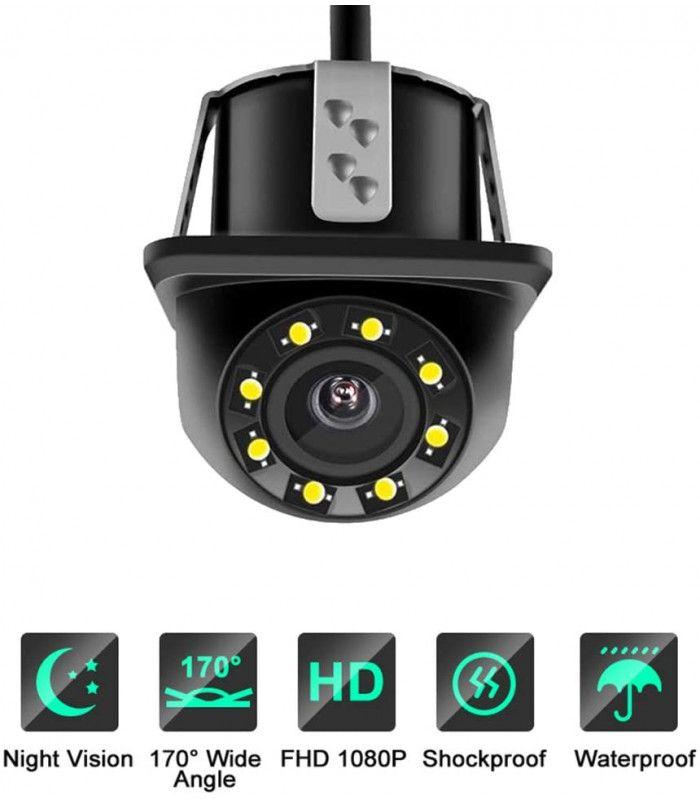 Камера за задно виждане за хоризонтален монтаж - 9