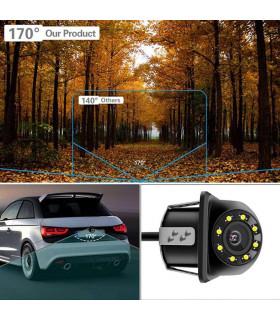 Камера за задно виждане за хоризонтален монтаж - 5