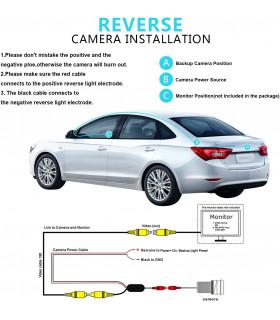 Камера за кола за задно виждане - 8