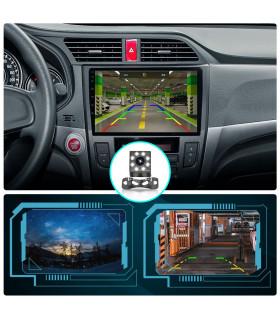 Камера за задно виждане с нощен режим 8 LED - 2
