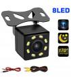 Камера за задно виждане с нощен режим 8 LED