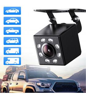 Камера за задно виждане с нощен режим 8 LED - 5