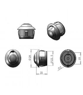 Камера за предно и задно виждане - 8