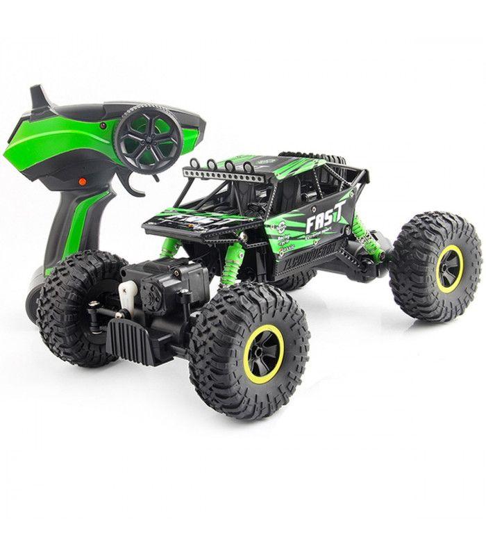 Детска количка-джип с дистанционно управление 4х4 - 5