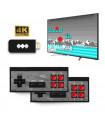4K безжична HDMI ретро TV конзола с 621 игри