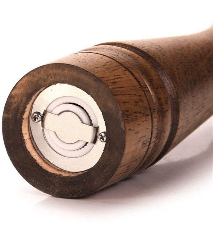 Дървена мелничка за черен пипер - 4
