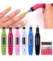 Електрическа пила за нокти писалка