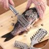 Метален нож за чистене на люспи