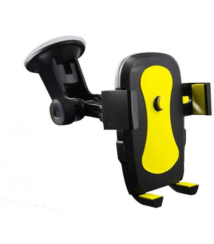 Вакуумна стойка за телефон за кола - 2867 - 6