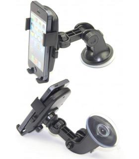 Вакуумна стойка за телефон за кола - 2867 - 2