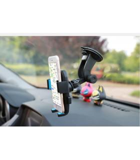 Вакуумна стойка за телефон за кола - 2867 - 4