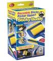 Край на космите и мръсотията Sticky Buddy