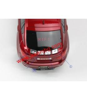 Мини музикална кола S10