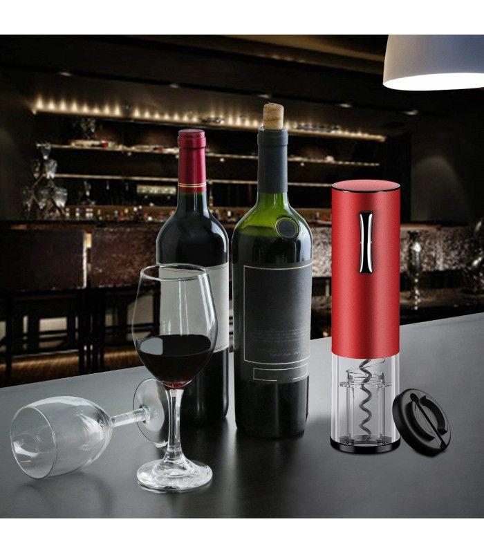 Електрически тирбушон за вино - 4