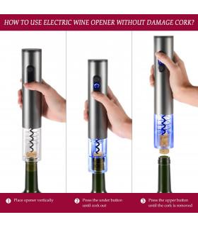 Електрически тирбушон за вино - 16