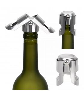 Метална тапа за вино за многократна употреба - 3