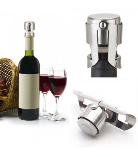 Метална тапа за вино за многократна употреба - 8
