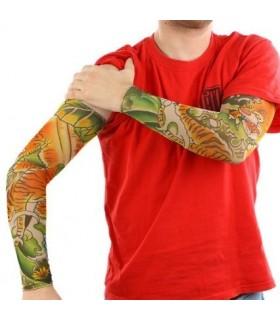 Tattoo ръкав Tiger Design