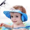Детска водоустойчива шапка-козирка за баня