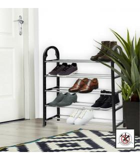Етажерка за обувки с 4 рафта - широчина 50 или 60см - 3