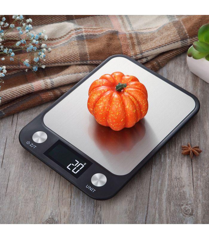 Кухненска везна с електронен дисплей до 5 кг - 1