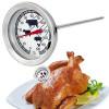 Стоманен готварски термометър за месо