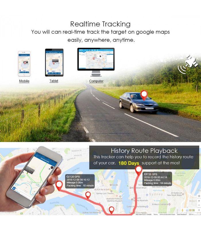 GPS тракер за кола - 8