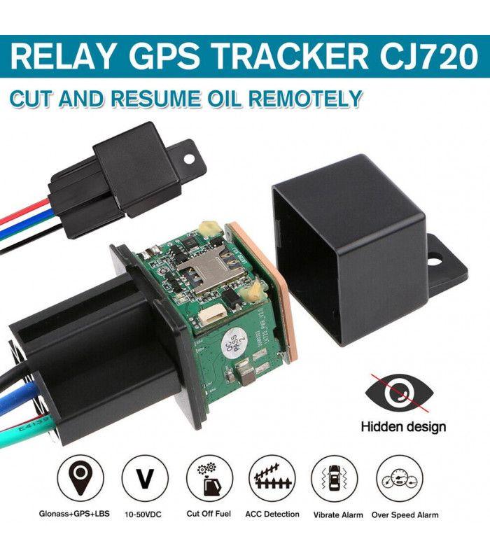 GPS тракер за кола - 1