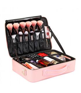 Професионален куфар-органайзер за козметика - 15