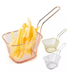 Кошничка за пържене на картофи - 1