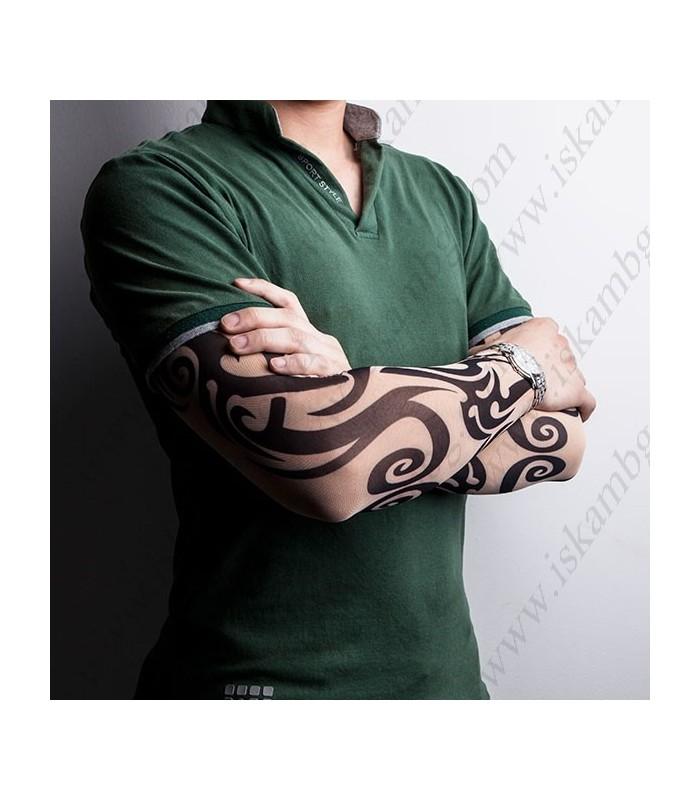 Tattoo ръкав модел 182658