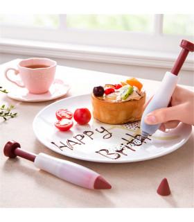 Писалка за декорация и украса на торта