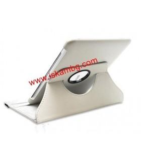 "Кожен калъф Samsung Galaxy Tab 2 - 10.1"" - P5100 P5110 P5113- ротация"