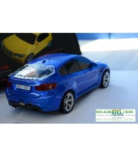 Портативна музикална Hi - Fi стерео колонка - буфер кола BMW X6