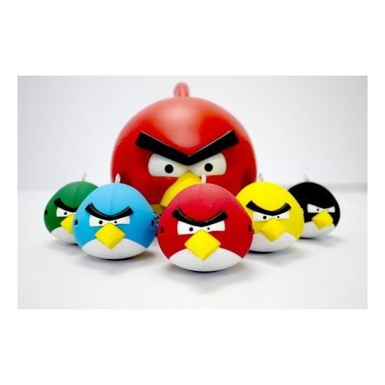 Angry Birds MP3 плеър - чудесен подарък за всички фенове на играта