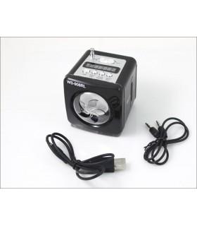 Портативна MP3 колонка с вградено радио WS-908RL