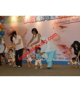 Бебешка помощна проходилка MOON WALK