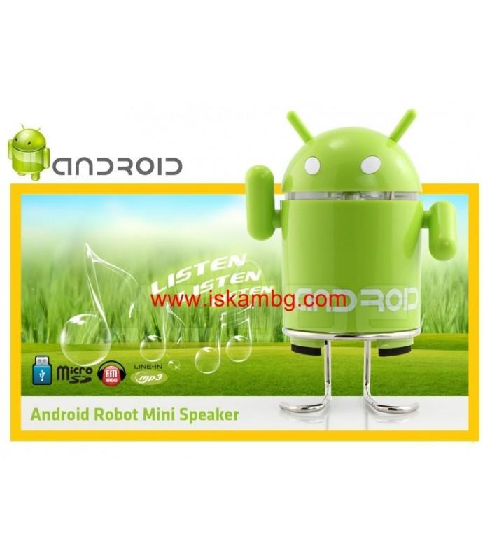 MP3 Тонколонка Android с USB+SDcard - 4