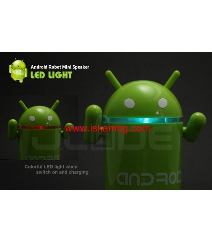 MP3 Тонколонка Android с USB+SDcard - 10