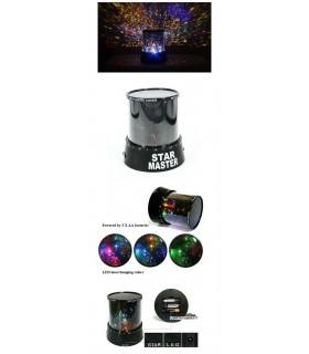 Звездна лампа - планетариум Star Master - 7