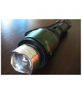 Водоустойчив Cree Led фенер със ZOOM 1000 LM - 9