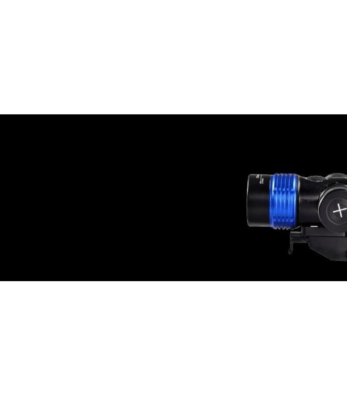 Лед челник с филтри и ZOOM - ударо и влагоустойчив T6 1600 лумена - 12
