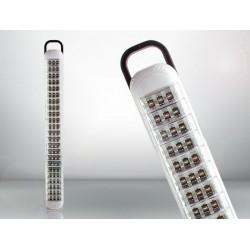 Аварийна акумулаторна лампа с 60 LED диода с дистанционно управление