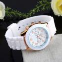 Дамски силиконов часовник - 1